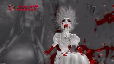 Alice Madness Return Modo Histeria Desenho