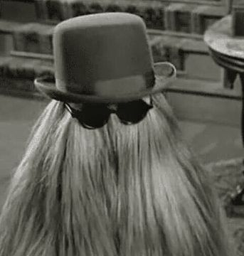 Addams Family Cousin Itt in 2020 (With images) | Tulle