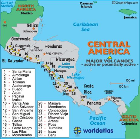 This Is A Map Of A Little Part From South America You Can See - South america cities map