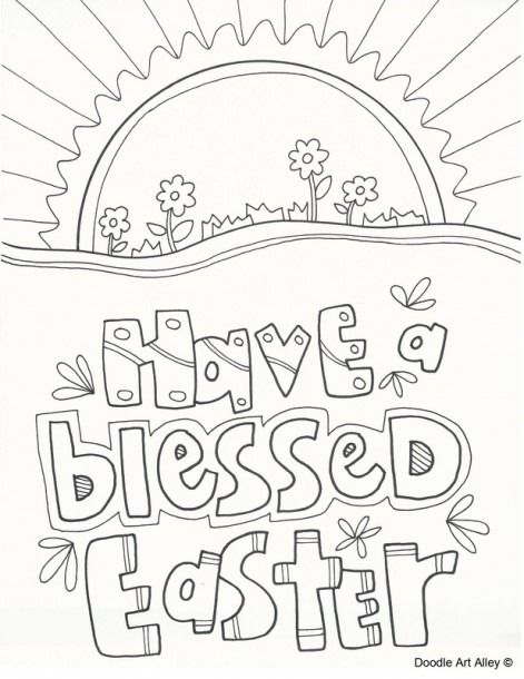 Easter Coloring Pages Image By Coral Conner On Moms On A Higher