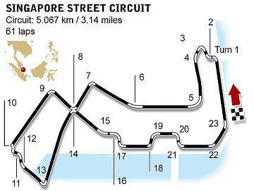 Formule 1 - 2016 - Grand Prix de Singapour - Singapour - Qualification - http://cpasbien.pl/formule-1-2016-grand-prix-de-singapour-singapour-qualification/