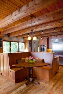 7 Best Images About Booths On Pinterest  Eat In Kitchen Lakes Unique Kitchen Booth Designs Decorating Design