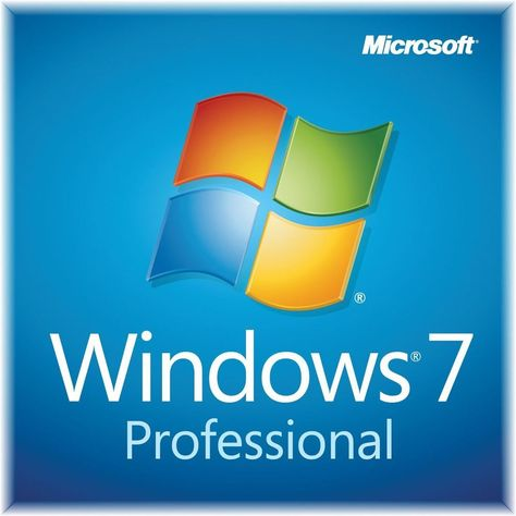 Microsoft Windows 7 Professional 32 Bit Operating System and Hardware #Microsoft