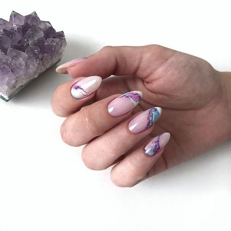 Cute designs for oval nails art ideas to rock anywhere 20