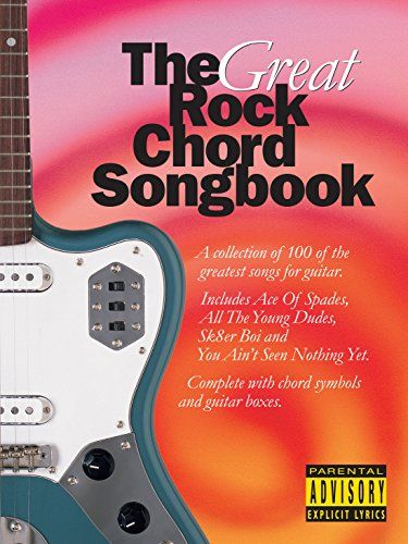 Download EPUB: The Great Rock Chord Songbook (Chord Songbooks) Free ...