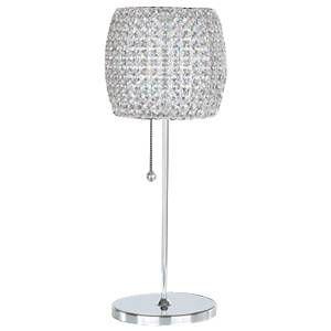 Swarovski crystal table lamps by Schonbek | Bedrooms, Bedroom ...