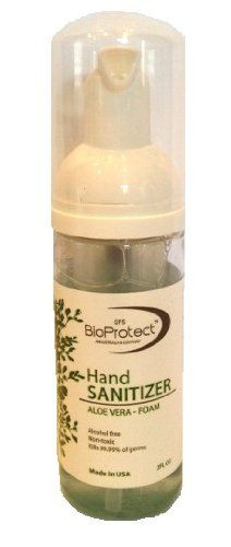 Gfs Bioprotect Hand Sanitizer 2 Fl Oz My Shield Hand Sanitizer