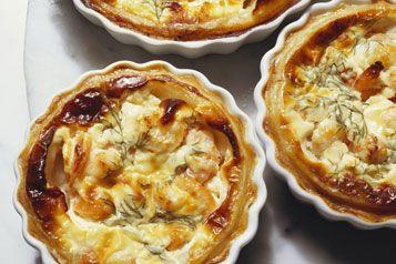 Quiche De Crabe Recettes Gloria Recette Recettes De Cuisine