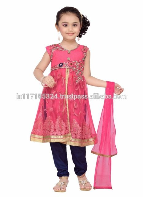 5dbfe1cd4d3b Source Fashion factory price new fashion kids wear wholesale dresses - Children  clothing sets - Indian traditional girls kids wear on m.alibaba.com