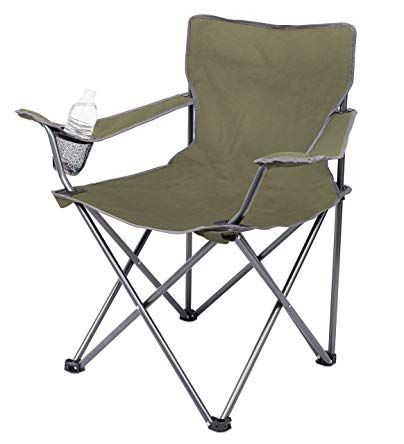 Internet S Best Camping Folding Chair Outdoor Green Or Blue