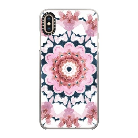 Blue White Mandalas iPhone 11 case