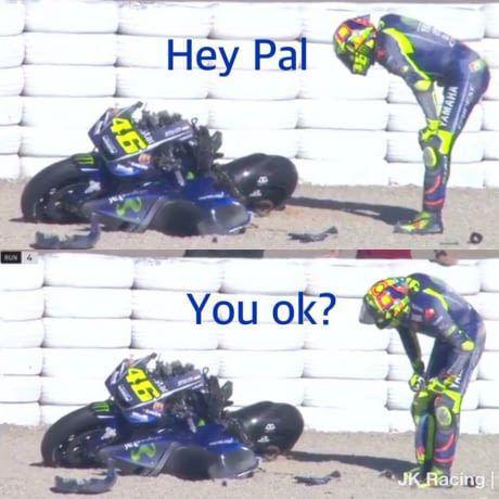 Talk to me, baby! Dirtbike Memes, Motocross Funny, Motocross Videos, Motorcycle Memes, Racing Motorcycles, Bike Humor, Car Humor, Dirt Bike Quotes, Bmw Touring