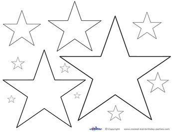 Stern Vorlage Ausschneiden 375 Malvorlage Stern Ausmalbilder