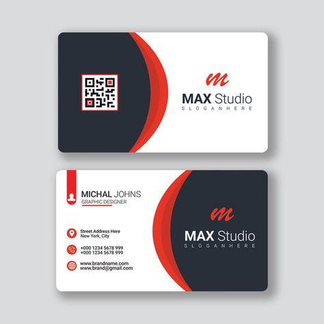 Designer Business Card Business Card Corporate Png Transparent Clipart Image And Psd File For Free Download Kartu Nama Cv Kreatif Kartu Ulang Tahun