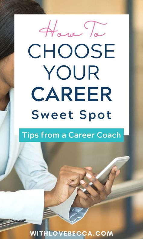 How to Choose a Career Path - Tips from a Career Coach
