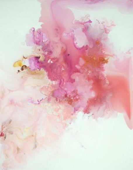 Soft Pink Ethereal II by Elizabeth Chapman   #dkGallery   Marietta, GA   SOLD