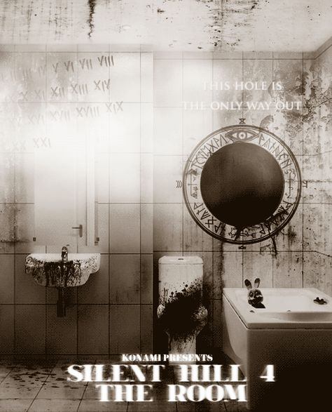 silent hill 4 the room hole