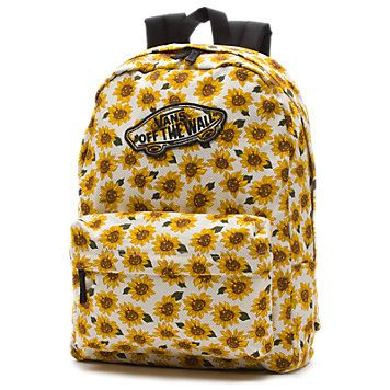 Realm Sunflower Backpack