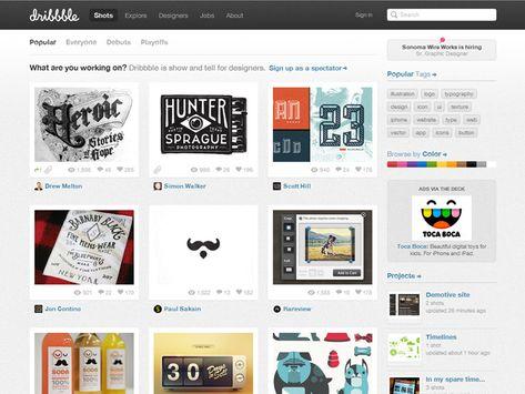 10 Social Networks for Web Designers