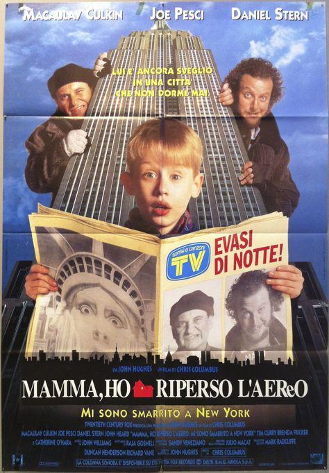 Mamma, Ho Riperso L'aereo - 39x55 / Italy, 1992
