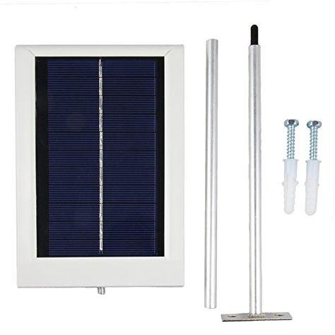 Ysolar 12 Leds Solar Sensor Lighting Ed Panel Led