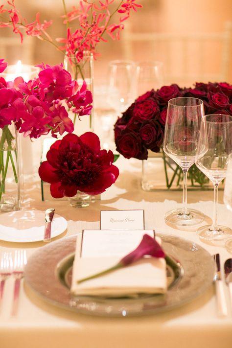 """Un tavolo romantico per dirle """"Ti amo"""""""