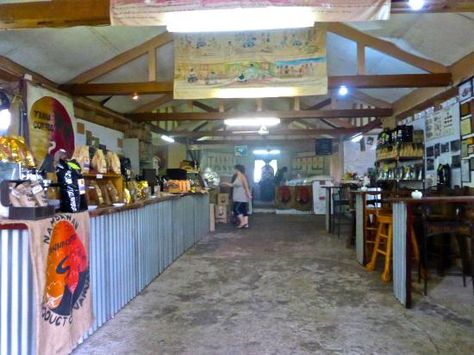 Inside The Tanna Coffee Factory And Cafe Plenty To See