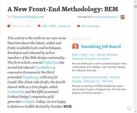 blueprint - framework css - wwweeweefr Framework CSS Pinterest - new blueprint sites css