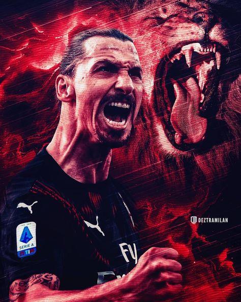 Zlatan Ibrahimovic Nel 2020 Foto Di Calcio Squadra Di Calcio