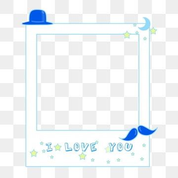 Fathers Day Photo Background Box Father I Love You Moustache Hat Star Png Transparent Clipart Image And Psd File For Free Download Fathers Day Photo I Love You Images Love You
