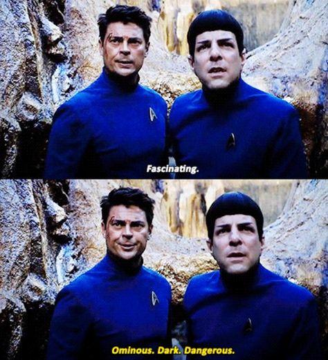 Star Trek Beyond | Spock and Bones