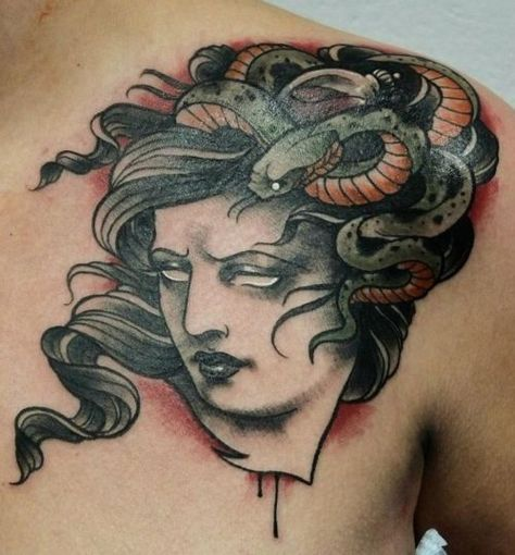 Tattoo by Alix Ge at Denis Tattoo in Versailles, France