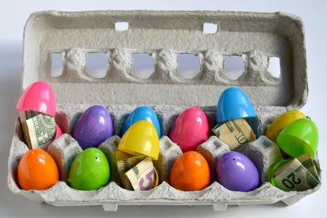Filled eggs for an easter care package for college students filled eggs for an easter care package for college students neighbor thank you gifts pinterest college easter and students negle Images