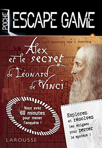 Telecharger Escape Game De Poche Sp Leonard De Vinci Pdf Par Vincent Raffaitin Telecharger Votre Fichier Ebook Maint Leonard De Vinci Free Reading Ebook Pdf