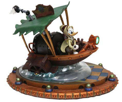 Steampunk Tendencies | Disney Design Group artists - Donald