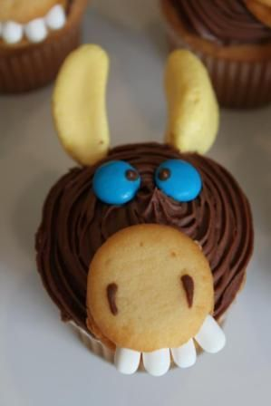 Too funny! Not quite the donkey to fit in the manger scene, but cute!
