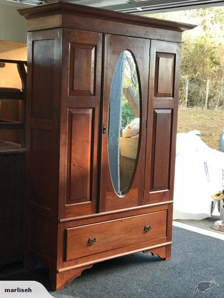 Brilliant Antique South African Wardrobe Trade Me Armoires In 2019 Complete Home Design Collection Papxelindsey Bellcom