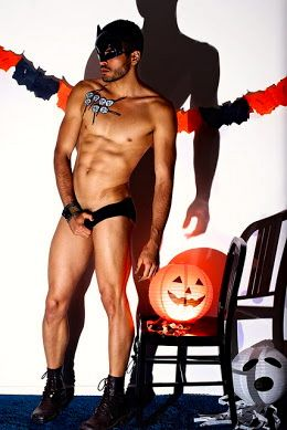 What Hot men naked halloween remarkable, this
