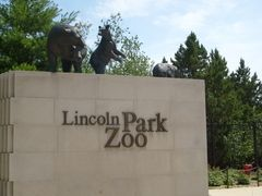 The Lincoln Park Zoo In Chicago Illinois Is One Of The Nation S Oldest Zoos Housing 1200 Animals Representing 230 Species Windy City Chicago Lake View Chicago