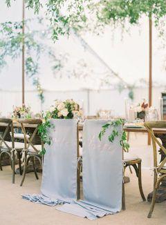 Jewel Tone Autumn Wedding at Kestrel Park in Santa Ynez |   Videographer: @shan_hoofilms  Dessert: @papercakeevents  Caterer: @FieldtoTable  Bar Services: @sidecarslo  Planner: @davialeeevents  Photographer: @jenhuangphoto  Rentals : @thetentmerchant  Signage: @feteandquill | #weddingreception #weddingideas #blueweddingideas #floraldesign #weddintables