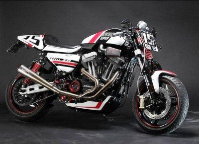 Harley Davidson XR 1200 Boss 88 | I Love Harley Bikes