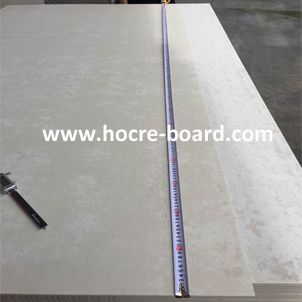 5mm Calcium Silicate Board For Philippines Market Fiber Cement Fiber Cement Board Cement