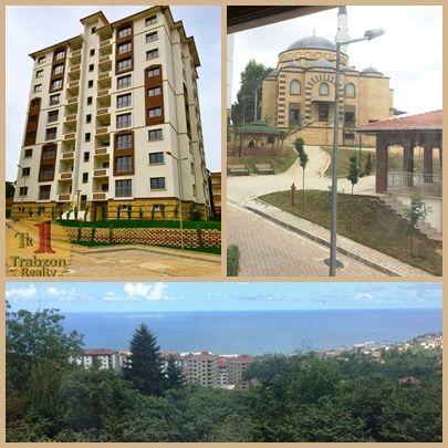 شقة رخيصة للبيع في طرابزون House Styles Mansions Trabzon