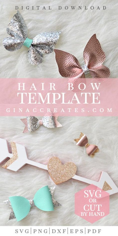 "Gold glitter 2/"" letter H padded applique DIY hair bows headband embellishments"