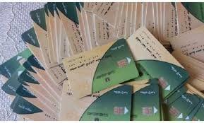 شروط إضافة المواليد على بطاقة التموين Crafts Material Texture