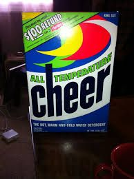 Cheer Vintage Laundry Detergent All Tempurature Google Search