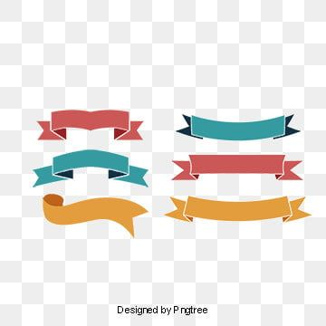 Fashion Design Vector Material Ribbon Tag Png And Psd Cartoon Clip Art Colorful Backgrounds Font Illustration