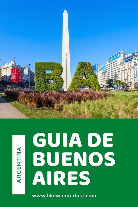 Confira nesse guia de Buenos Aires dicas de o que fazer na capital portenha, melhores restaurantes e onde ficar. Clica aqui. #BuenosAires #Argentina