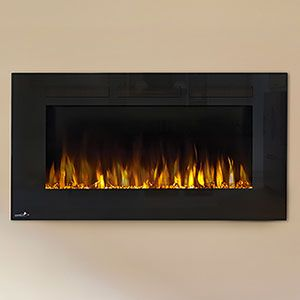 Continental 42 In Wall Mount Electric Fireplace Cefl42fh Wall Mount Electric Fireplace Electric Fireplace Fireplace