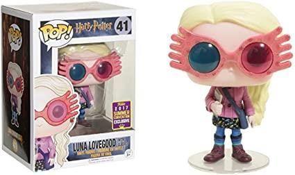 Funko POP! Harry Potter - Luna Lovegood #41 (Exclusive)